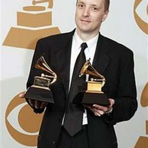 Backstage at the 51st GRAMMY Awards, February, 2009 Tags: David Frost, GRAMMY